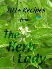 """101+ Recipes from The Herb Lady"