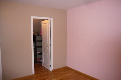 peindre une chambre. Black Bedroom Furniture Sets. Home Design Ideas
