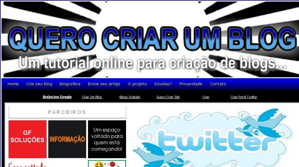 dicas blog, blogosfera