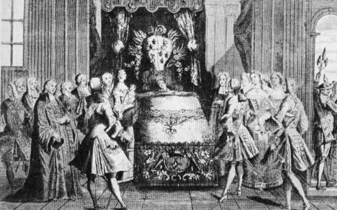 Tea at Trianon: Louis XVI and Tuberculosis