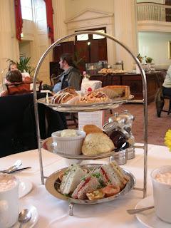 Bath, England, high tea, afternoon tea, The Pump Room