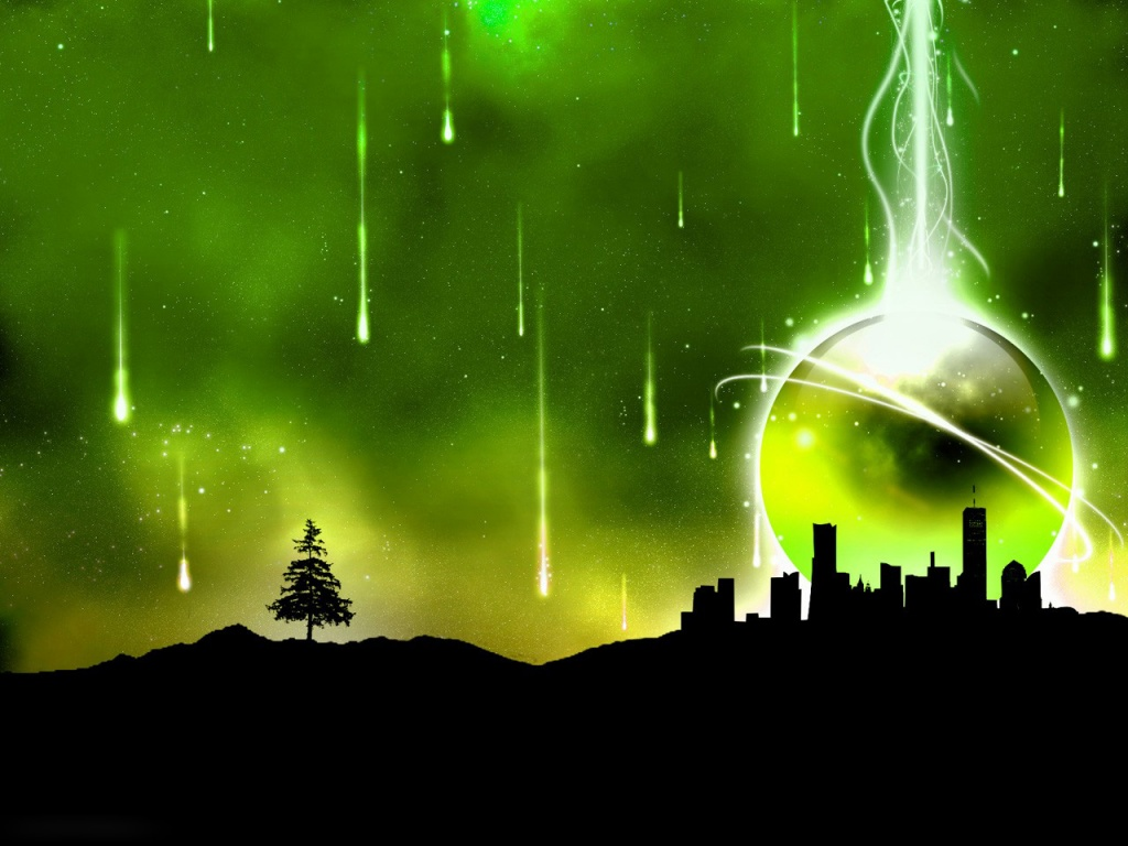 Verde pinturadecor - Green abstract background hd ...