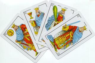 Resultado de imagen para reyes naipes españoles