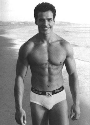 What here Antonio sabato jr underwear