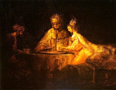 Oil Is Mastery Xerxes And Esther Were Real