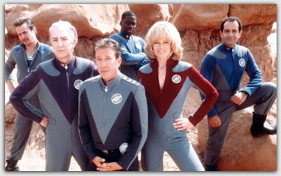Tripulación Galaxy Quest (1999)