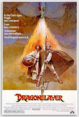DragonSlayer (1981): Review de la Pelicula