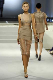 прозрачные платья фото - фотография 1.