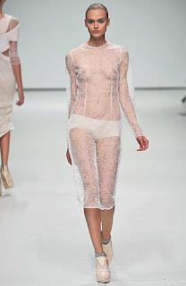 прозрачные платья фото - фотография 3.
