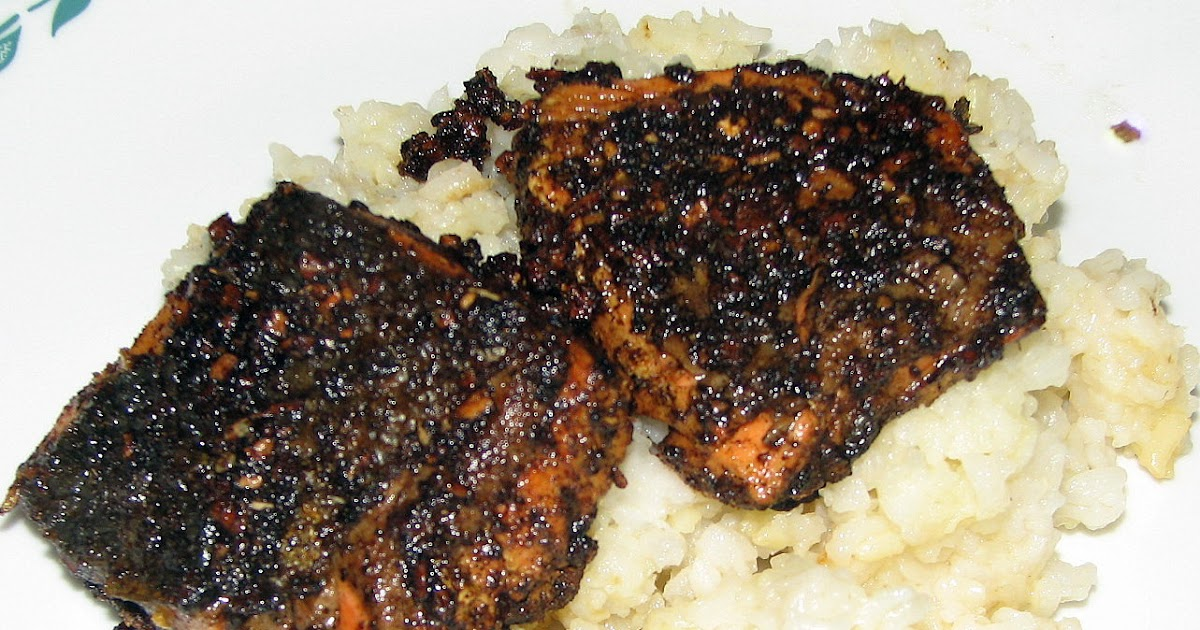 Blackened Tuna Recipe Food Network