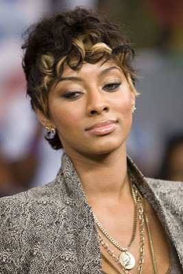 Hairstyles & Haircuts: Keri Hilson New Short Hairstyle ...
