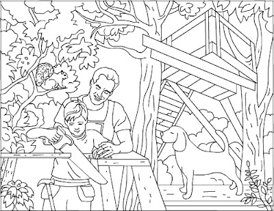Sink And Float Coloring Pages Coloring Pages