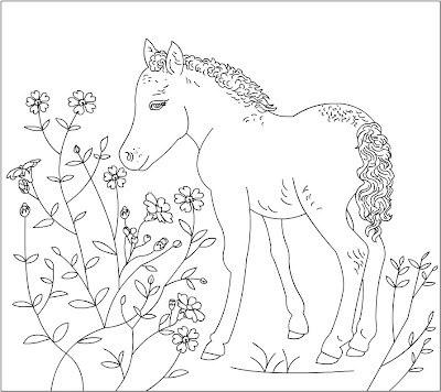 Nicole S Free Coloring Pages 2008
