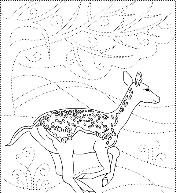 nicoles horse coloring pages - photo#38