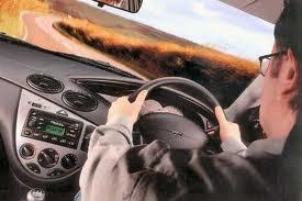 Belajar Cara Setir Mobil