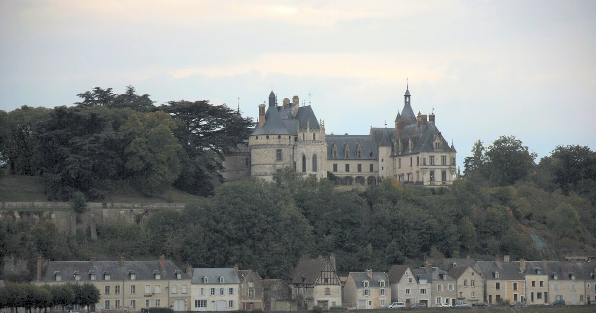 Connu 11 Weeks in Paris: Chateaux de Chaumont and d'Amboise UC48