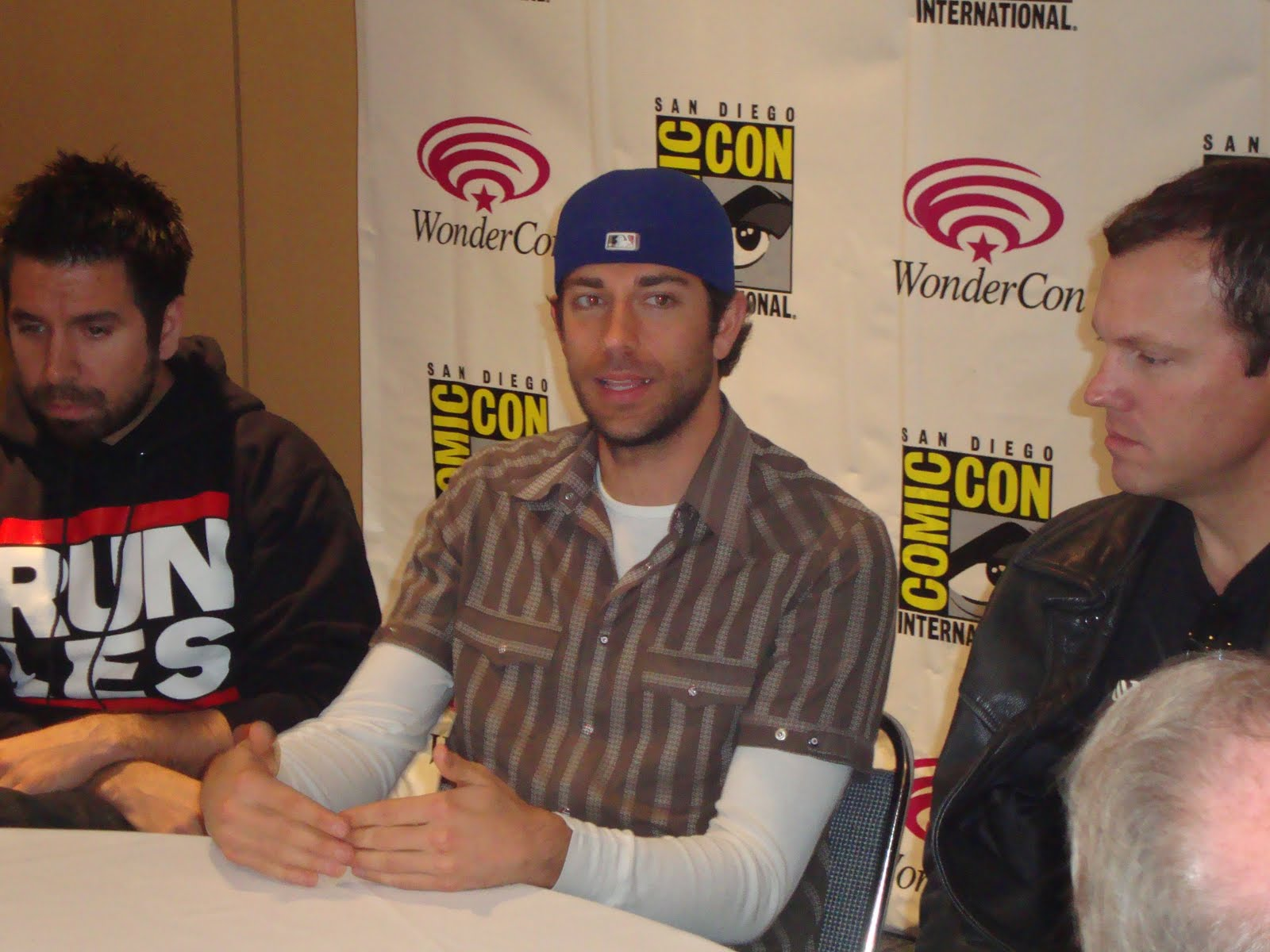 Chuck Cast Interviews Part Two Zachary Levi Joshua Gomez And Adam Baldwin Sandwichjohnfilms Get all the details on joshua gomez, watch interviews and videos, and see what else bing knows. sandwichjohnfilms com