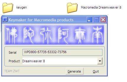 Crack Dreamweaver Mx Trial Buffalosoft16 S Diary