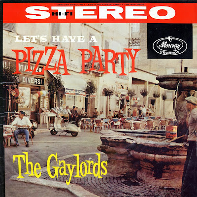 Vintage Pizza Party 3