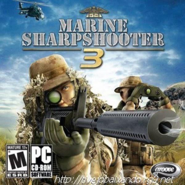 Tivejo Baixando: Marine Sharpshooter 3[2007] PC