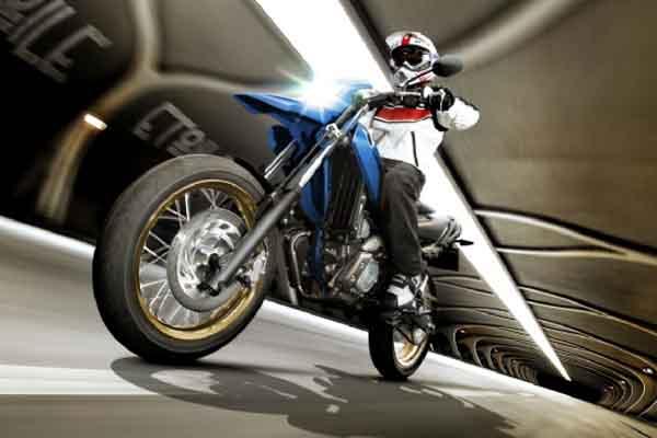 Best Yamaha Wallpapers: 2010 Yamaha WR125X Edition