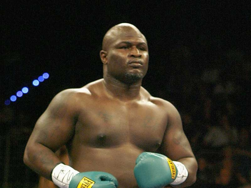 Martial Arts Wallpapers: James Toney Pictures