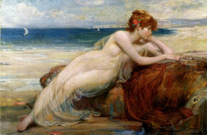 Robert Fowler 1853-1926 | Mythological scenes and landscapes