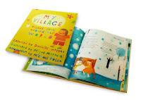 My Village: Rhymes from around the World | KidsBooksNZ