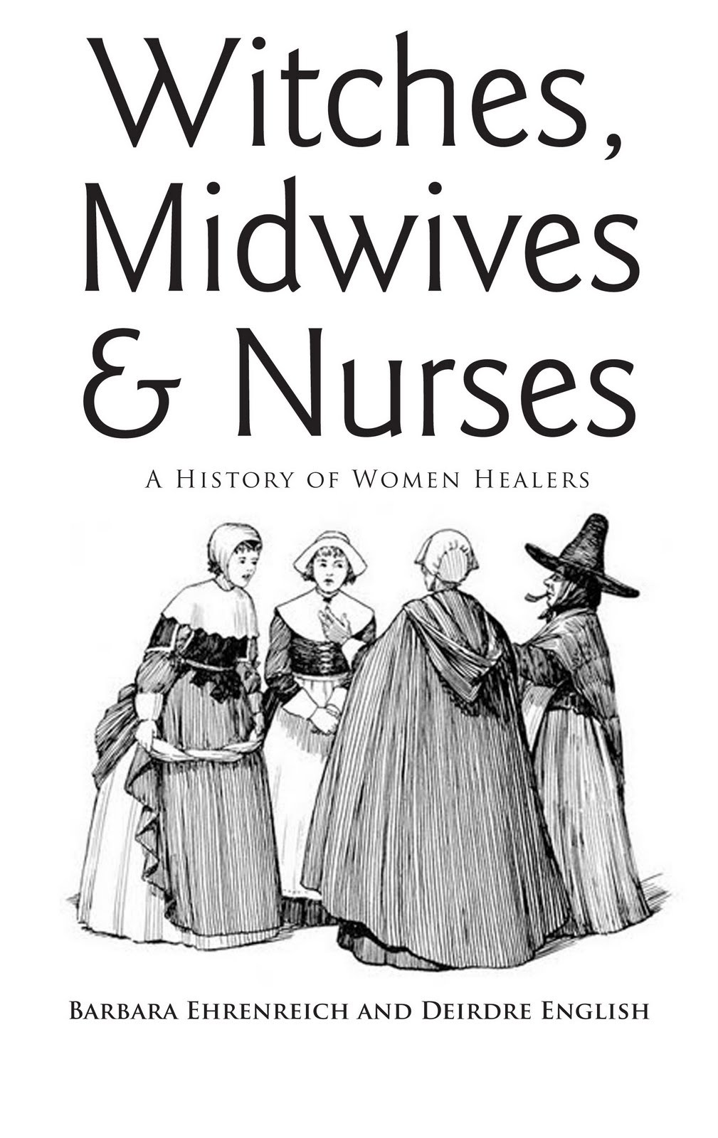 Lunaria Press: Witches, Midwives & Nurses