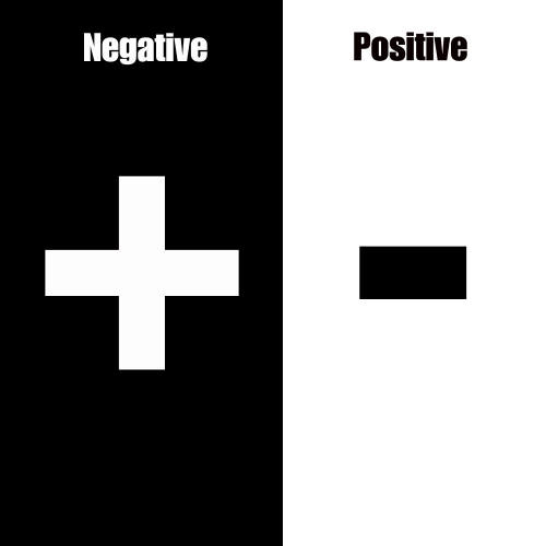 ***MakSu TaLks***: Positive vs Negative