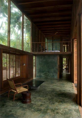 DeArasis Palmyra House  Studio Mumbai Architects
