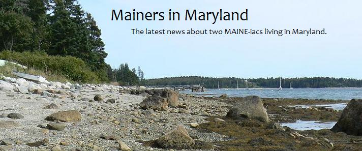 Mainers In Maryland
