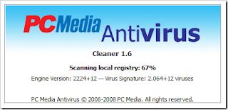 Pc Media Antivirus Or Pcmav Versi   Is Antivirus Come From Indonesian I Take From Cd Bonus Indonesian Computer Mag Call Pc Media Magazine
