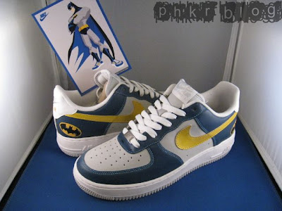 CSTM SNKRS: Nike Air Force 1 Low '07