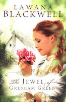 The Jewel of Gresham Green by Lawana Blackwell