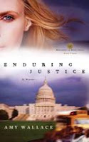 Enduring Justice by Amy Wallace blurb