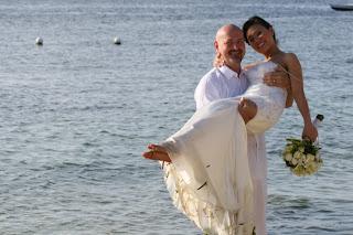 Debuts And I Dos Event Specialists Cebu Beach Wedding