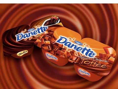 Receita Caseira de Danette (Imagem: Reprodução/Internet)