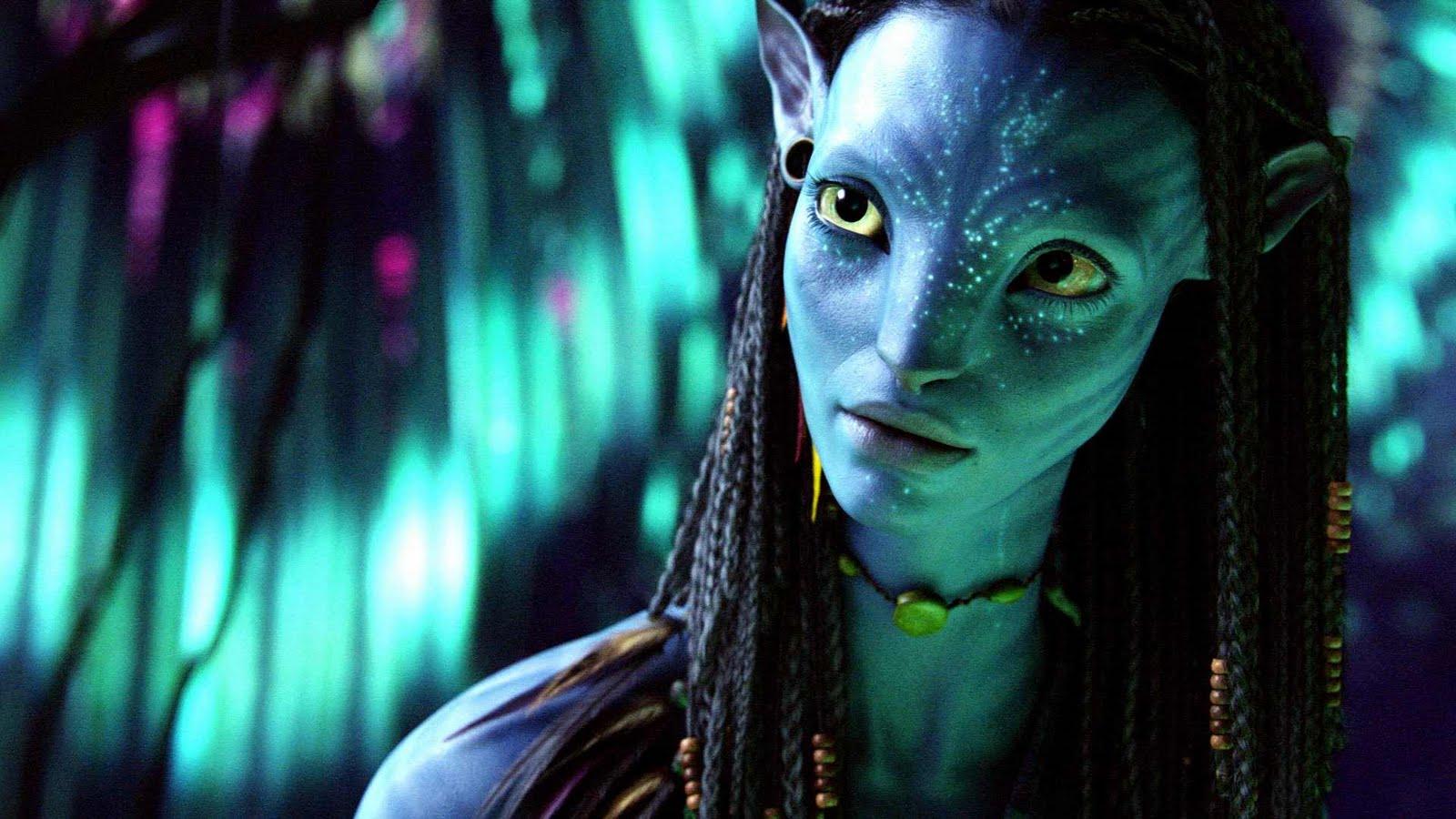 Avatar: Avatar Face In Photoshop