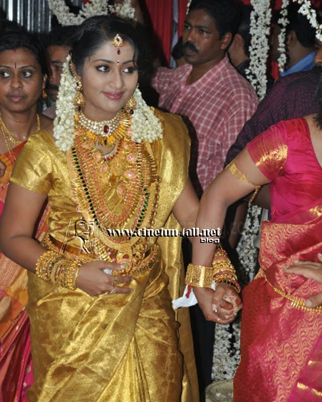 Navya Nair Wedding Photo Gallery