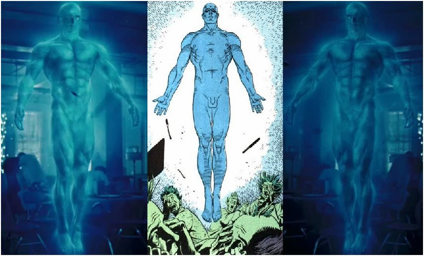 Dr Manhattan Naked Picture 26