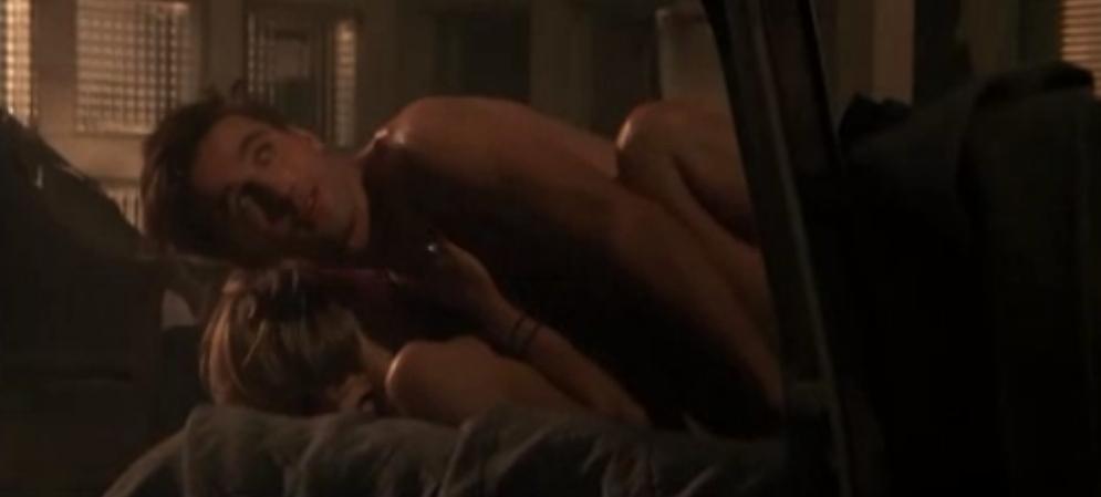Sex Scene From Sliver