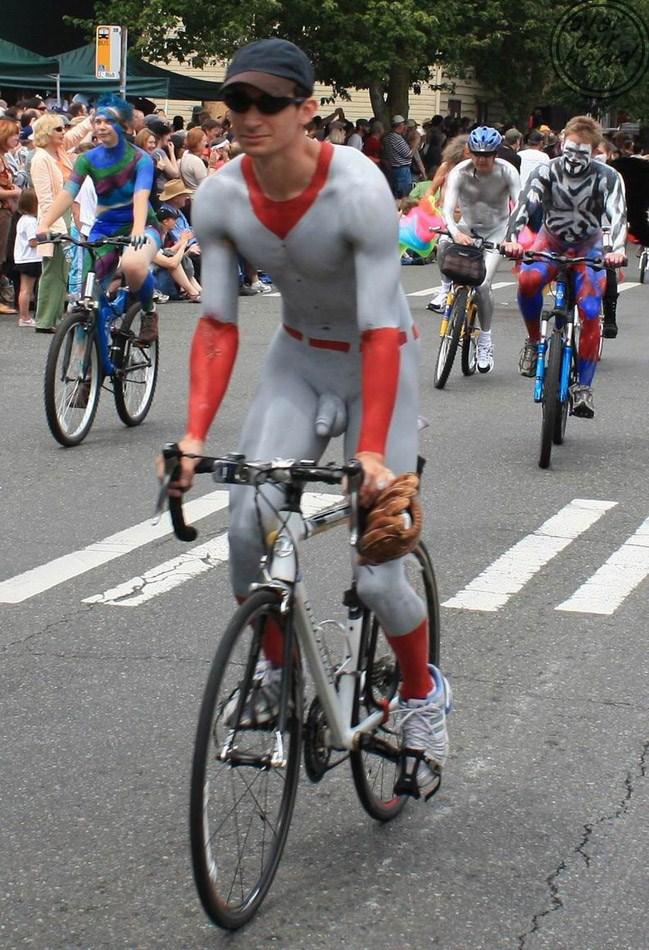 Nude Bike Ride Photos