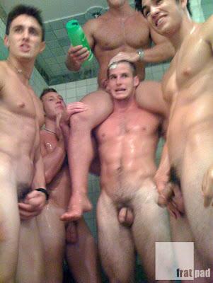 Group men showering naked video gay 7
