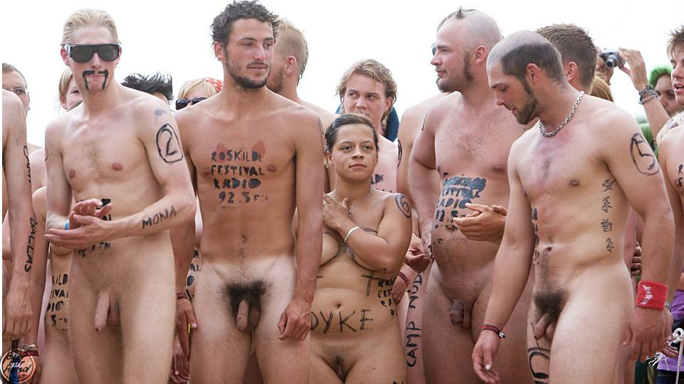 Not Men of denmark naked