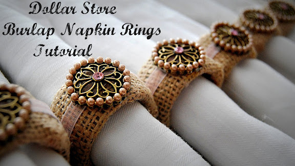 Burlap napkin rings tutorial dollar store project tatertots and i have so many valentine ideas i wanted to do but im running out of time heres one i made today but these napkin rings dont have to be just for solutioingenieria Images