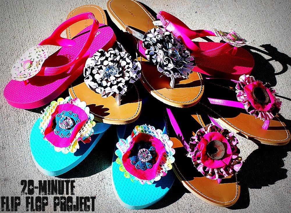 dc1f06e9e986c 20-minute Flip Flop Project