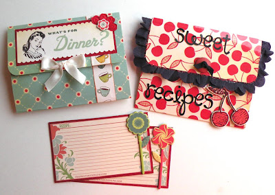 Recipe Card Holders Kitchen