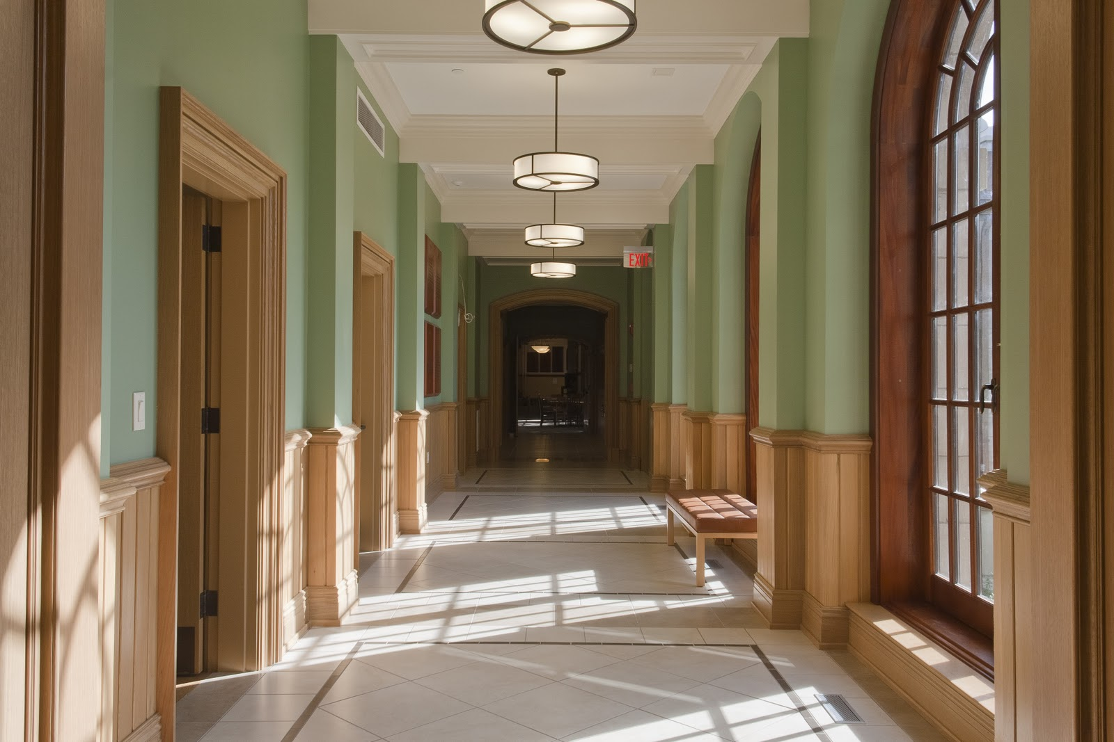 Thornwood Architectural Woodwork Inc.: The Hackley School ...