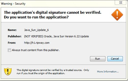 HOT] Hack any account using Java Drive By[HOT]